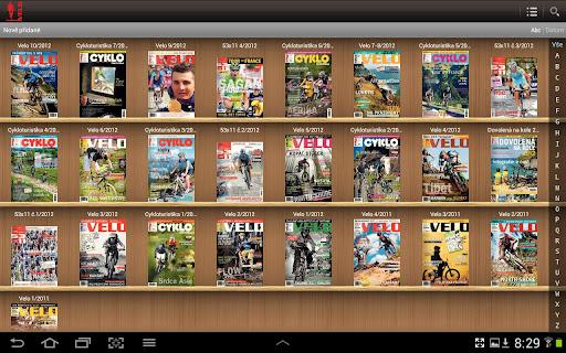 Velo a cyklistické časopisy