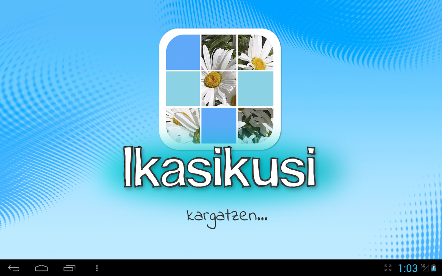 Ikasikusi- screenshot