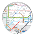 Train Map London icon