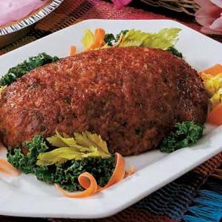 Hearty Ham Loaves