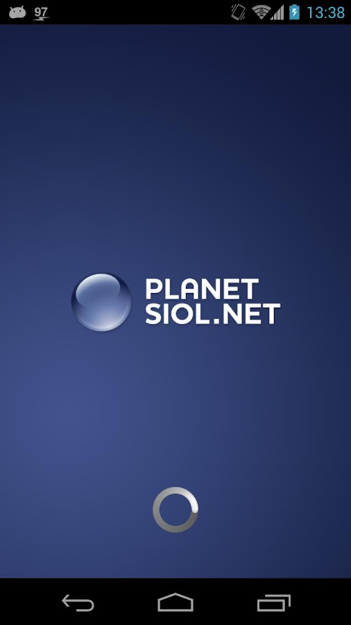 Planet Siol.net- screenshot