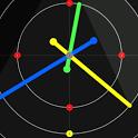 ReGular Clock Live Wallpaper icon