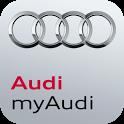myAudi icon