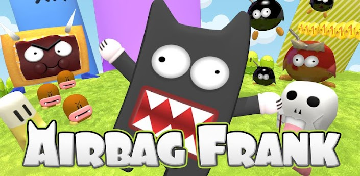 Airbag Frank Play Store Header
