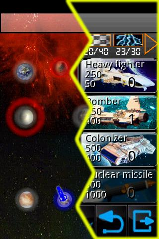Space STG - screenshot