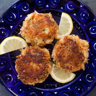 Crab Cakes No Mayonnaise Recipes.