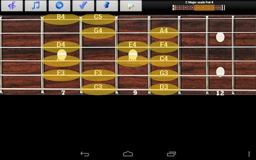 玩免費教育APP|下載吉他尺度及和弦親 app不用錢|硬是要APP
