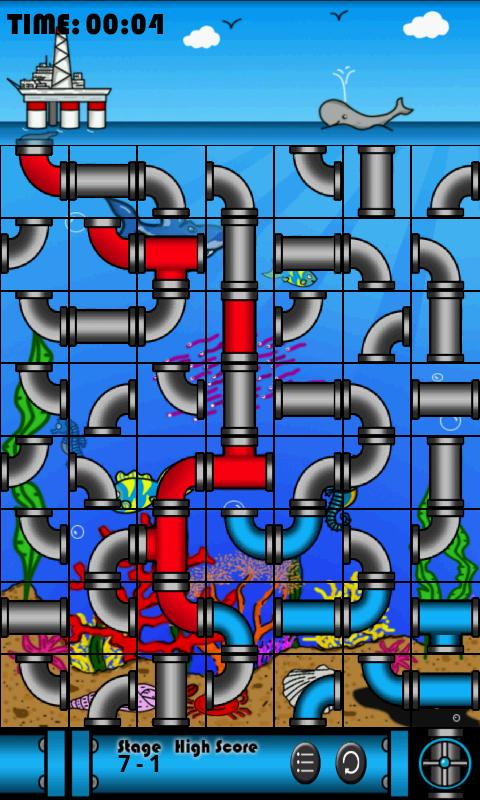 Crazy Pipes - screenshot