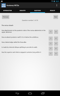 Anatomy MCQs Free- screenshot thumbnail