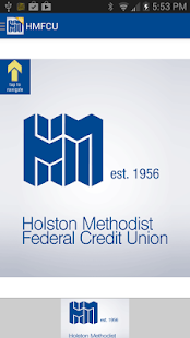 Holston Methodist FCU App - screenshot thumbnail