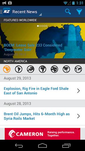 RIGZONE - Oil Gas News Jobs