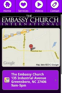The Embassy Church - screenshot thumbnail