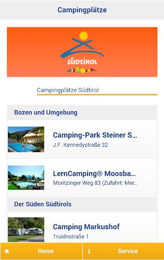 Camping Südtirol