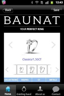 BAUNAT Perfect Ring Finder - screenshot thumbnail