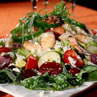 Dawn's World-Famous Greek Salad.