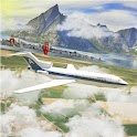 Real Airplane Simulator 3D icon