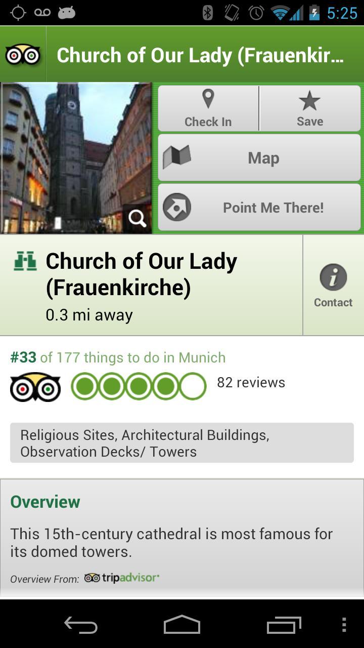 Munich City Guide screenshot #3