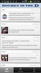Hockey in the D - WDIV Detroit- screenshot thumbnail