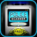 radios de police scanner icon