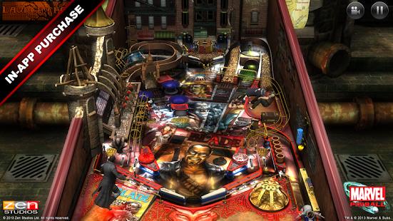 Marvel Pinball - screenshot thumbnail