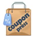 쿠폰 정보 , 할인 정보 - 쿠폰프레스 icon