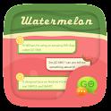GO SMS PRO WATERMELON THEME icon