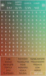 Crazy Word Search v3.1.1