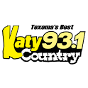 93.1 KMKT Katy Country logo