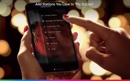 Samsung Milk Music Screenshot 10
