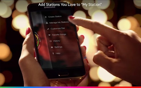 Samsung Milk Music Screenshot 10
