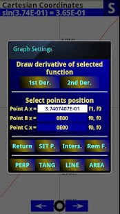 Scientific Graphing Calculator - screenshot thumbnail