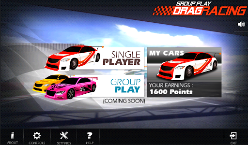 【免費賽車遊戲App】Group Play Drag Racing-APP點子