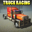 Truck Racing Simulator Free icon