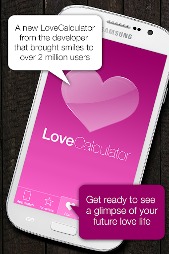 【免費娛樂App】The Love Calculator-APP點子