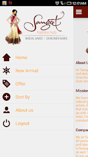 Sangeet FashionHub- screenshot thumbnail
