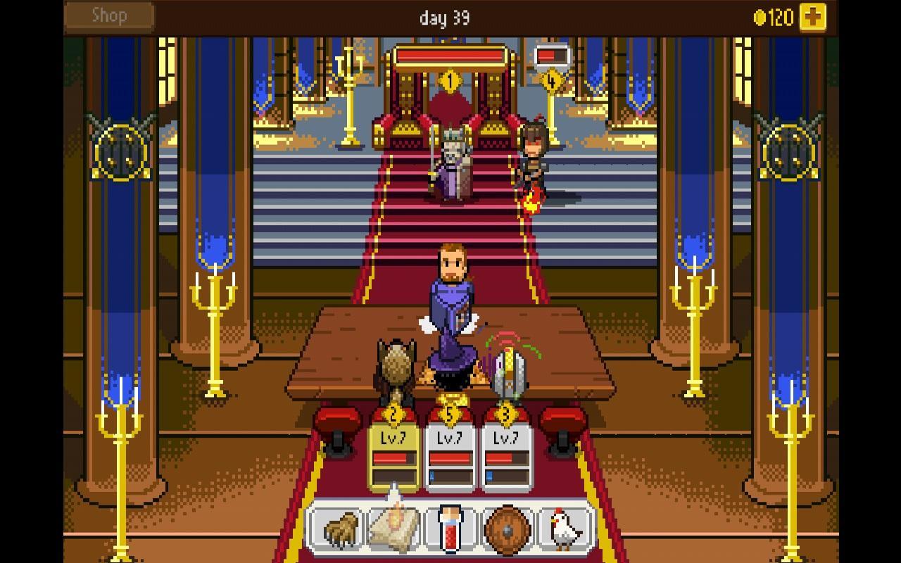 Knights of Pen & Paper +1 screenshot #8