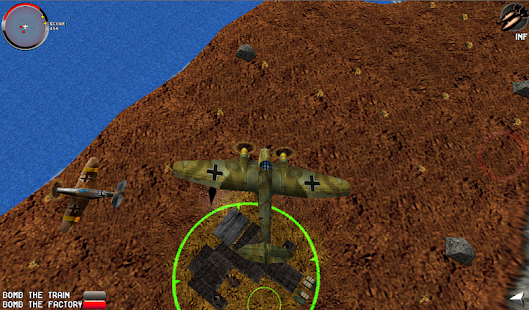 Armageddon Squadron FREE apk screenshot 8