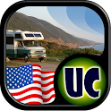 Ultimate US Public Campgrounds icon