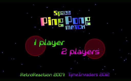 玩免費街機APP|下載空間乒乓球比賽 app不用錢|硬是要APP