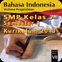 Kur 13 SMP 7 Bahasa Indonesia icon