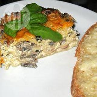 Seafood Medley Lasagne