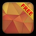 Nexus Triangles LWP Free icon