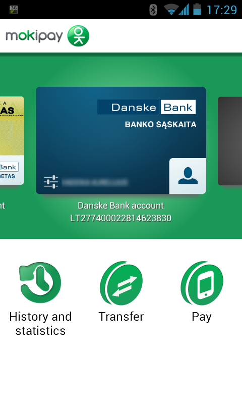 Mokipay- screenshot