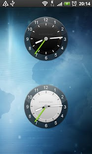 Clock Widget Pack Sense UI - screenshot thumbnail