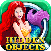 Hidden Objects - Mermaid Story