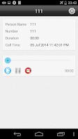 Screenshot of Call Recorder Automatic