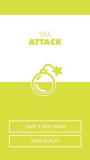 Yak Attack Catchphrase