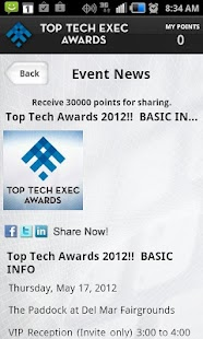 Top Tech Awards - screenshot thumbnail