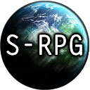 Space RPG mobile app icon