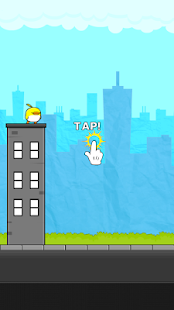 Flappy The City Flyer - screenshot thumbnail